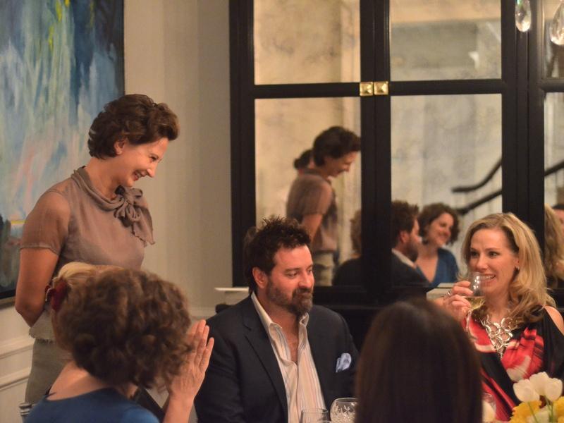 29, CultureMap Alyce party, December 2012, Vilma Mazaite, Tod Eason, Phyllis Cole