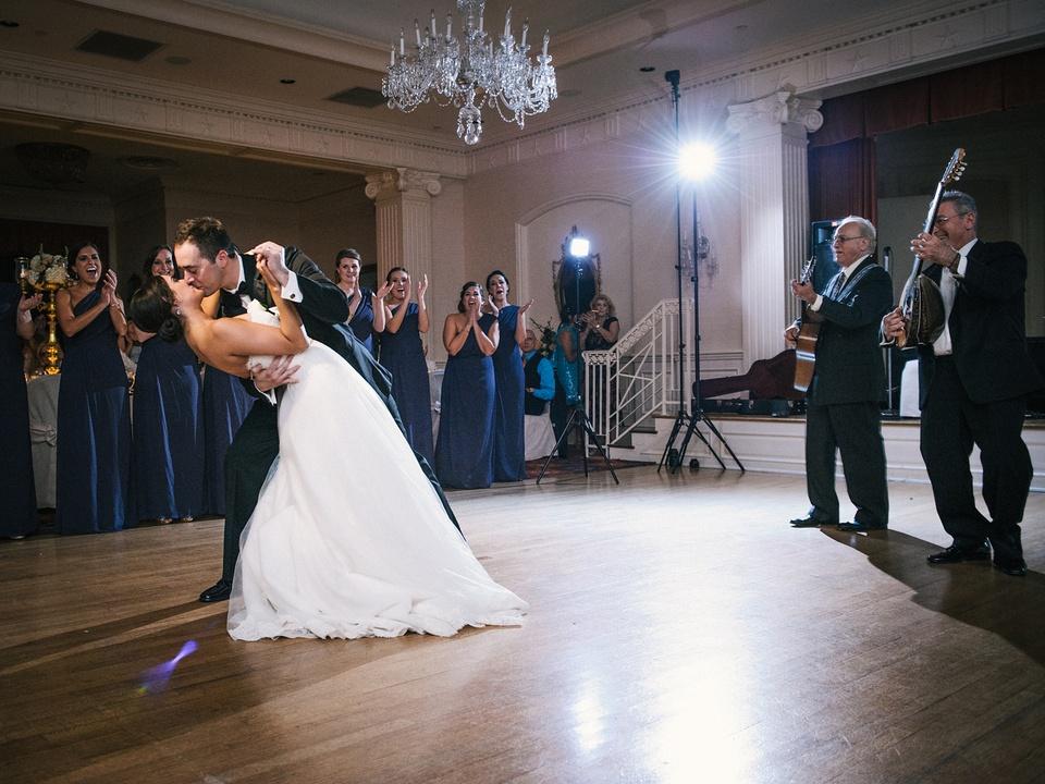 18 Spectacular Weddings February 2014 Jamie and Takis Wedding