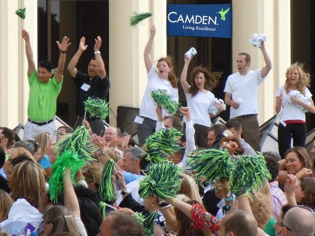 Camden Property Trust, crowd