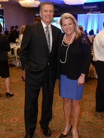 Mike Doocy (Fox4 Sports Anchor), Ann Whaley, thrive event