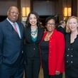 Holocaust Museum Courage Award Dinner, May 2015, Jodie Jiles, Amanda Edwards, Sonny Jiles, Susan Bischoff