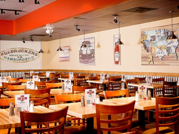 13 items · From Business: Fuddruckers is a restaurant chain that has been in operation since Its menu includes a variety of soups and signature salads. Known for its hamburgers, Fuddruckers maintains a location in Kingwood, Texas.