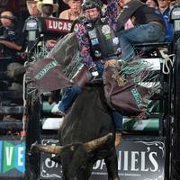 PBR bull rider Cooper Davis