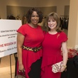 68 Deborah Duncan, left, and Pamela Wright at Houston Sweethearts at Saks February 2015