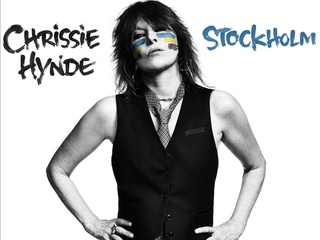 Chrissie Hynde Stockholm album cover