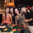 32 Houston Cattle Baron's Ball April 2013 Kiley Lubojasky, Luann Lubojasky, Valerie Williams, Kelly Siler