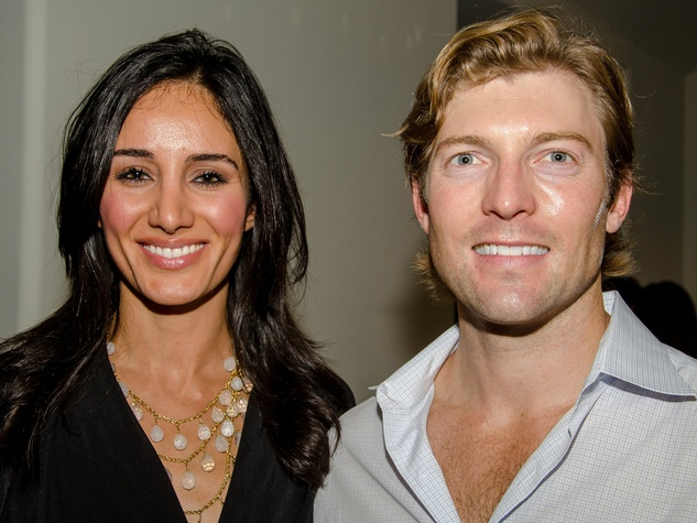 Anna Anami and Will Hardeman at Dancing With the Stars preview in Austin