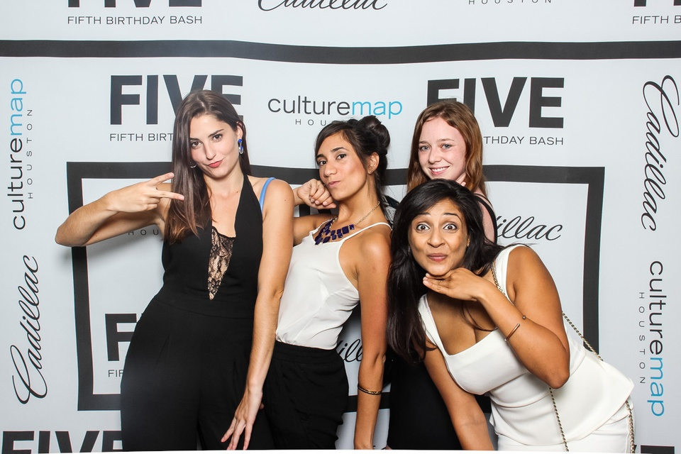 20 Smilebooth CultureMap Fifth Birthday Bash October 2014