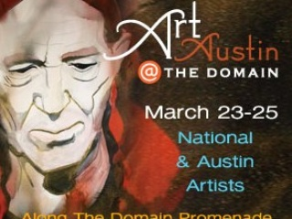 Austin photo: Event_Art @ The Domain_Poster