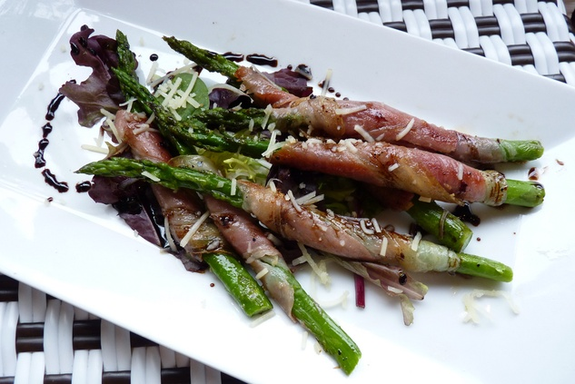Adair Kitchen asparagus