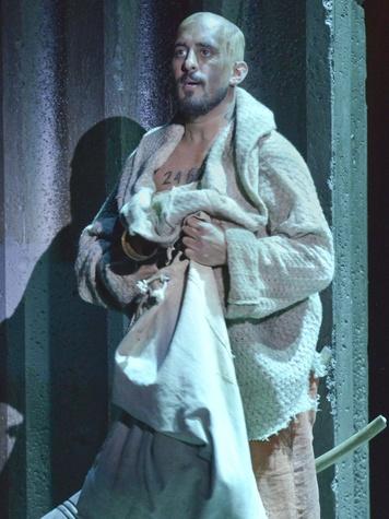 Nehal Joshi in Dallas Theater Center's Les Miserable