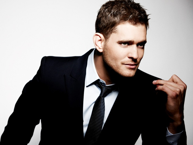 News_Michael D. Clark_Michael Buble_concert pick_by Ben Watts