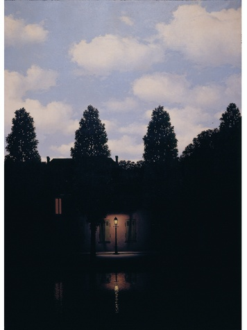 The Menil Collection Magritte Memories of a Voyage The Dominion of Light