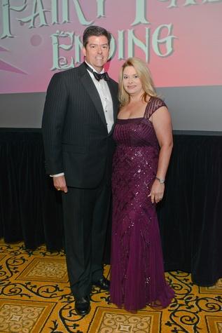7 Matt and Andrea Flanagan at the Pink Door Gala November 2014