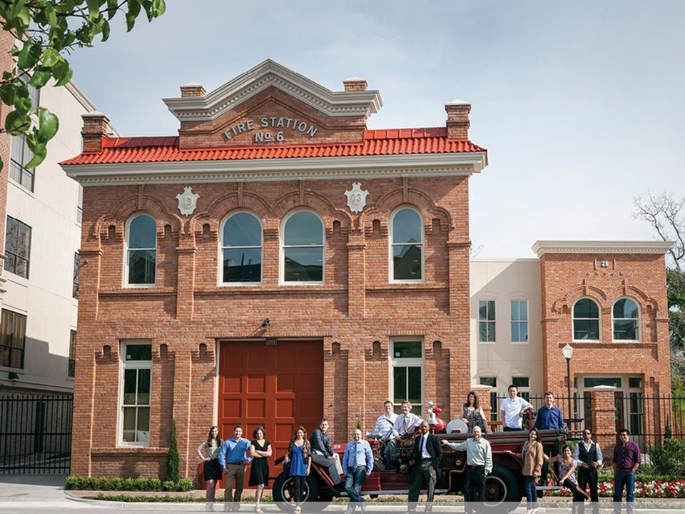 04 ULI Houston development project winners 2014 December 2013 Finalist Historic Fire Station No. 6