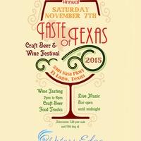 Taste of Texas Craft Beer and Wine Festival