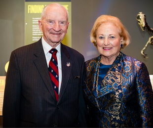 Ross Perot, Margot Perot