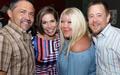 Roseann Rogers birthday, 8/16, Bruce Padilla, Roseann Rogers, Lara Bell, Shelby Kibodeaux
