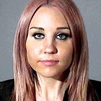 Amanda Bynes, mug shot, arrested