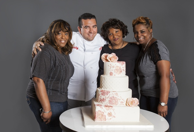 News, Shelby, Not jus Donuts, Andrea Spears, Buddy Valastro, Myrtle Jackson, Rosharon Cotton, Augustuly 2014