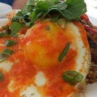 Lillo and Ella Korean steak and eggs