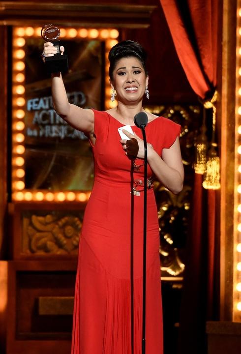 Tony Awards 2015 Ruthie Ann Miles