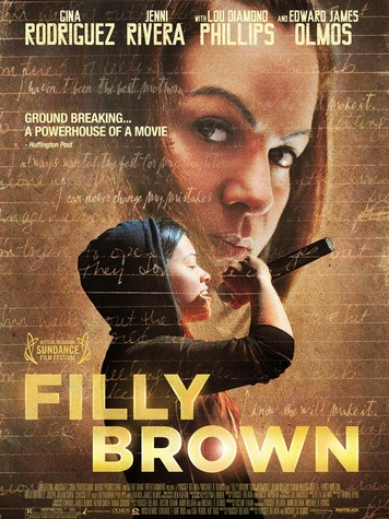Filly Brown movie poster