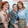 News, Shelby, Houston Cinema Arts Festival launch, Oct. 2014, Rachel Blackney, Delicia Harvey, Martha Finger