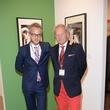 1 Adam Erdesz, left, and Laszlo Erdesz at the HFAF 2014 Opening Night September 2014