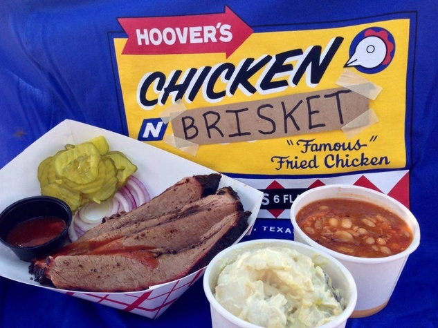 Hoover's Chicken N Brisket