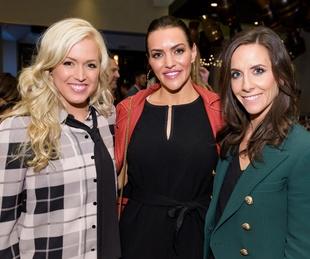 Ericka Graham, Joanna Marks, Megan Cushing Project 88