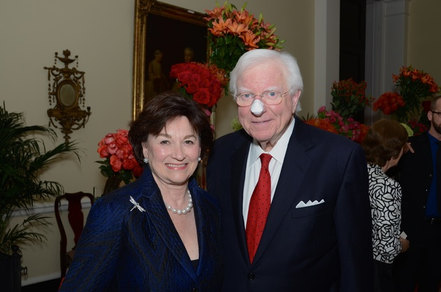 News, Shelby, Communities in School gala, April 2015, Linda Gale White, Mark White