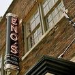 Exterior of Eno's in Bishop Arts District in Dallas