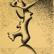 'Baigneuse au ballon' by Pablo Picasso