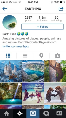 Instagram/earthpix