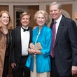 87 Ellen Morris, from left, Erik Gronfor, Fran Sampson and Bill Morris at the River Oaks Chamber Orchestra Gala September 2014