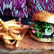 Jacoby's Restaurant Austin Burger Special