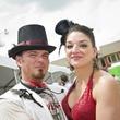 Culinary Carnival Eleven XI Joe Welborn and Vicki Scarpato