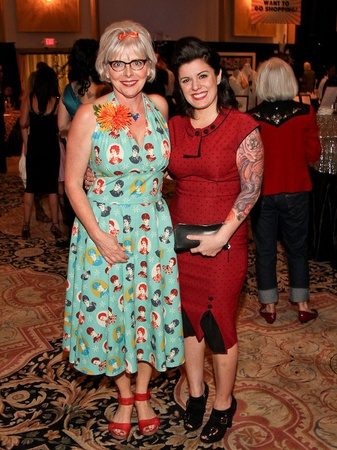 Orange Show Gala, November 2012, Jayme Cox, Mandy Zuniga