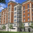 Topaz Villas luxury condos 4520 Yoakum Blvd. Montrose rendering day June 2014