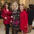 23 Karina Barbieri, from left, Astrid Van Dyke and Linda Barrett at Houston Sweethearts at Saks February 2015