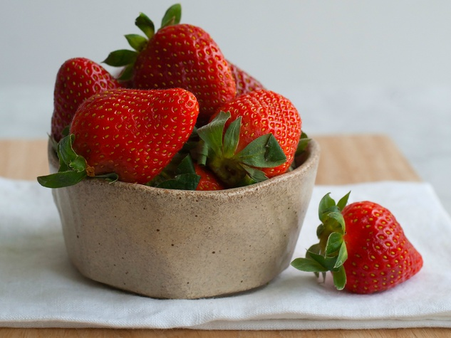 Artizone strawberries