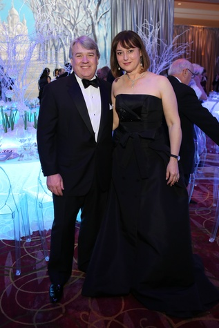 Houston Ballet Ball, Feb. 2016,  Reggie Smith, Leigh Smith