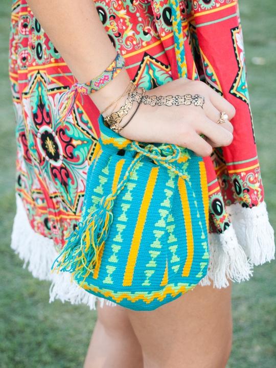 Austin City Limits ACL 2014 Fashion Style Sophia Vockrogh My Mochila Bag