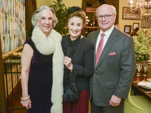 03, Preservation Houston Villa de Luxe party, February 2013, Ramona Davis, Martha Turner, Glenn Bauguss