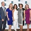 Eva Longoria: Ron Parker, Michael Hurst,  Jane Hurst, Eva Longoria, Paula Parker, Stacey Relton and John Relton