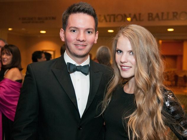 Oliver Ham, Katie O'Toole at Dallas Cabaret