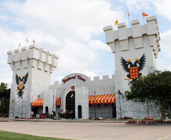 Medieval times san antonio texas