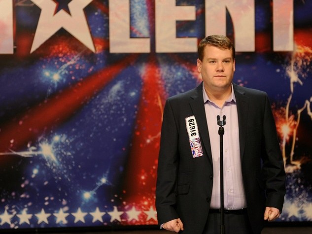 One Chance with James Corden as Paul Potts, the mobil phone salesman and amateur opera singer