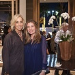 5 7800 Laurann Claridge, left, and Catherine Brooks at the Lucchese Grand Opening February 2015